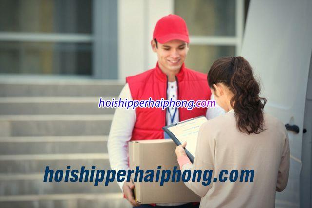 Nghề Shipper tại Hải Phòng- gánh trên vai những rủi ro