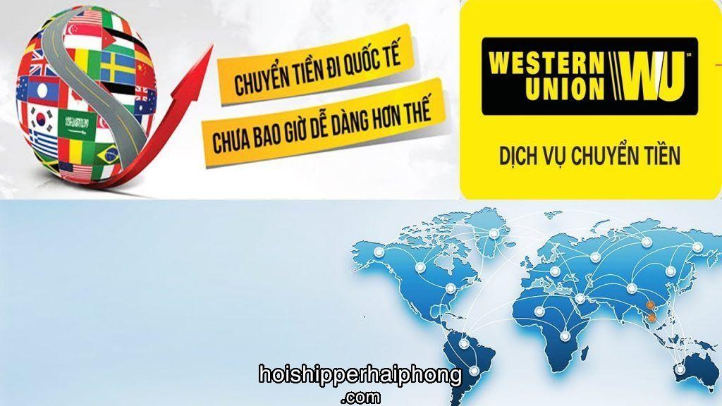 Hướng dẫn Chuyển tiền từ nước ngoài về Hải Phòng Việt Nam