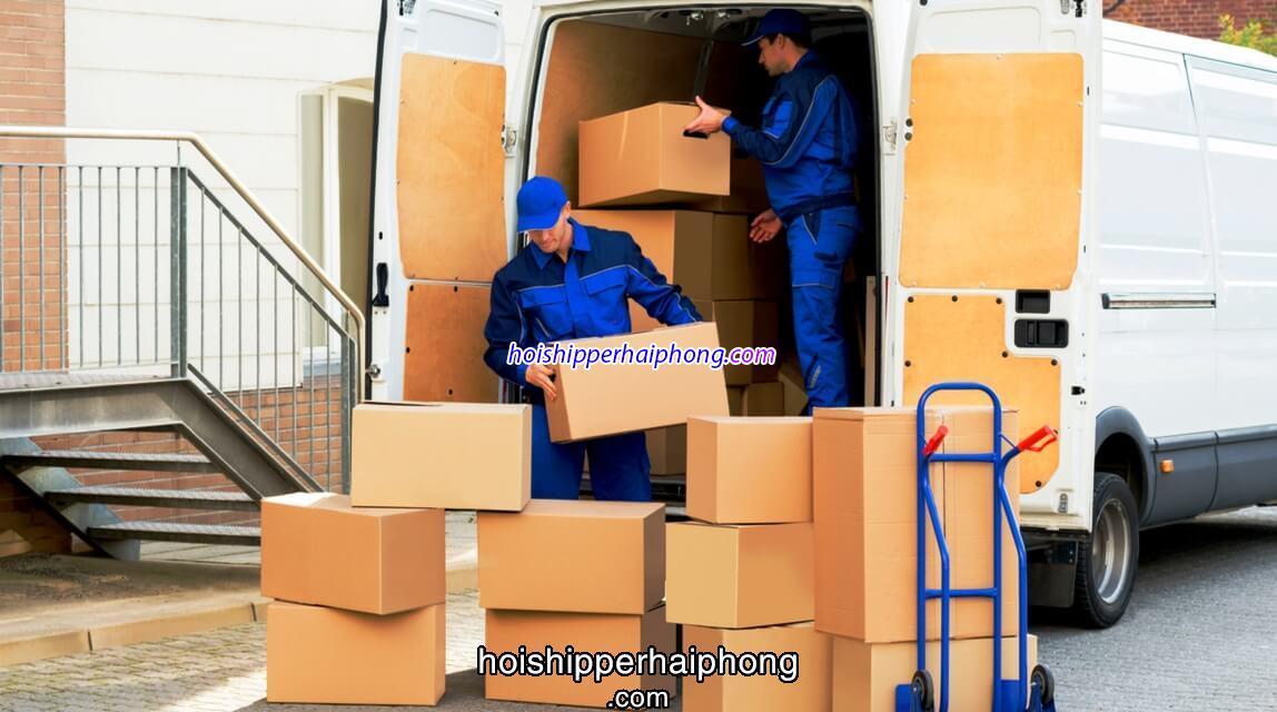 Chuyển phát nhanh Hải Phòng đi Quảng Ninh rẻ nhanh uy tín