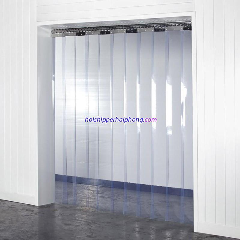 Top 10 địa chỉ bán Rèm nhựa PVC tại Hải Phòng ngăn nhiệt nóng lạnh