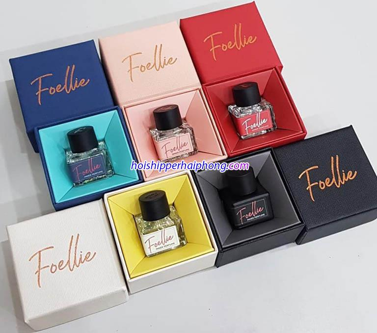 Nước hoa vùng kín cho phụ nữ Foellie