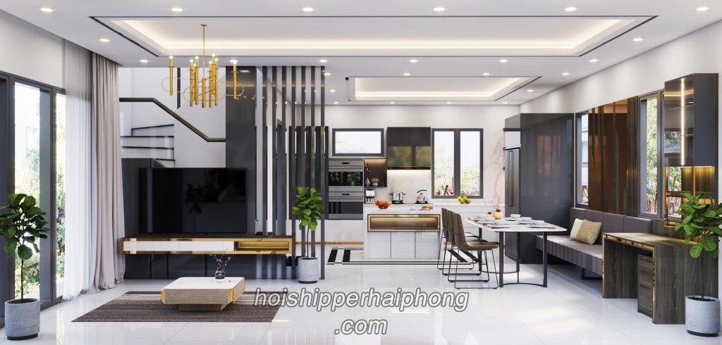 Công ty TNHH Nội Thất Táo Đỏ  - Showroom nội thất chất lượng Hải Phòng