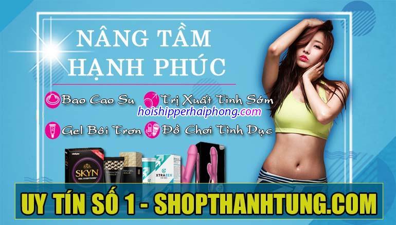 Shop Bao Cao Su Hải Phòng - shopthanhtung.com