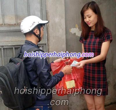 Dịch vụ ship Quận Lê Chân hoishipperhaiphong