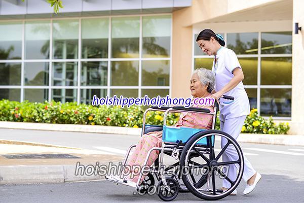Dịch vụ chăm sóc người nhà ở Hải Phòng