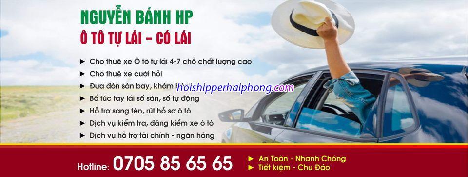 Ô tô tự lái - Nguyễn Bánh Hải Phòng