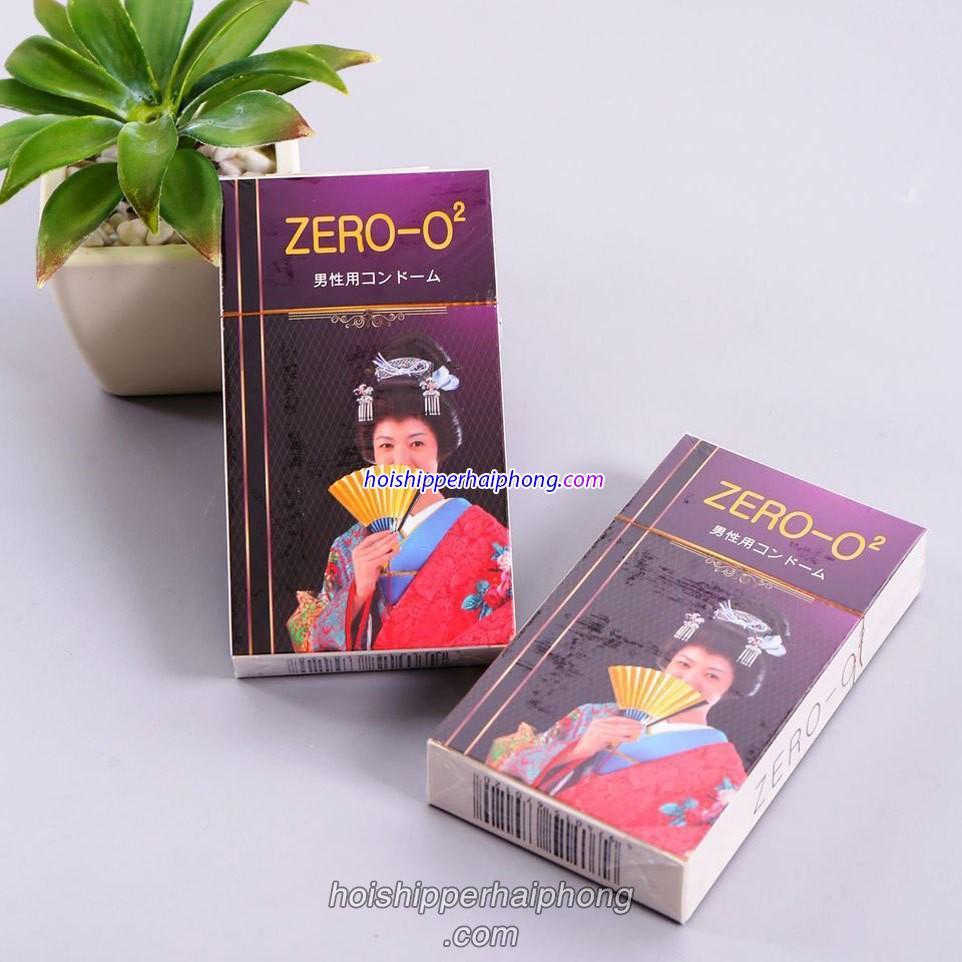 BAO CAO SU ZERO - O2 HẢI PHÒNG