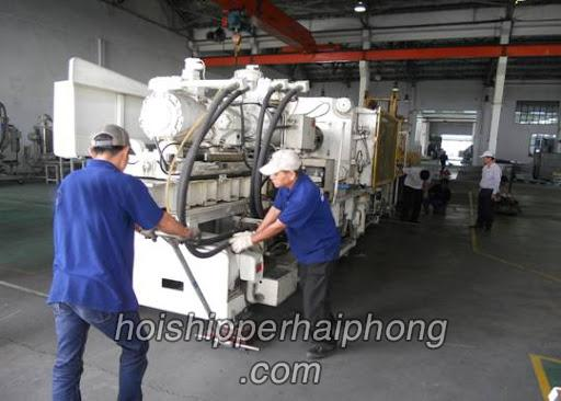 Công ty cho thuê xe nâng tại Hải Phòng