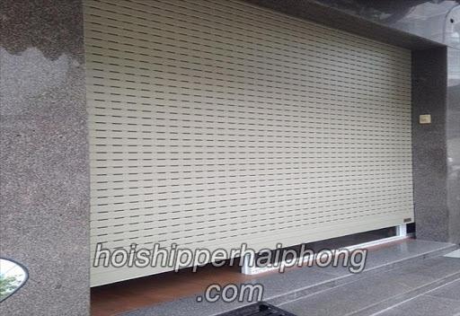 Dịch vụ lắp cửa cuốn Quận Dương Kinh