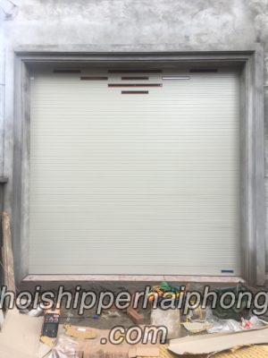 Tình hình sử dụng cửa cuốn tại Hải Phòng