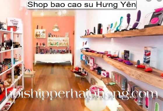 Top 3 Shop bao cao su